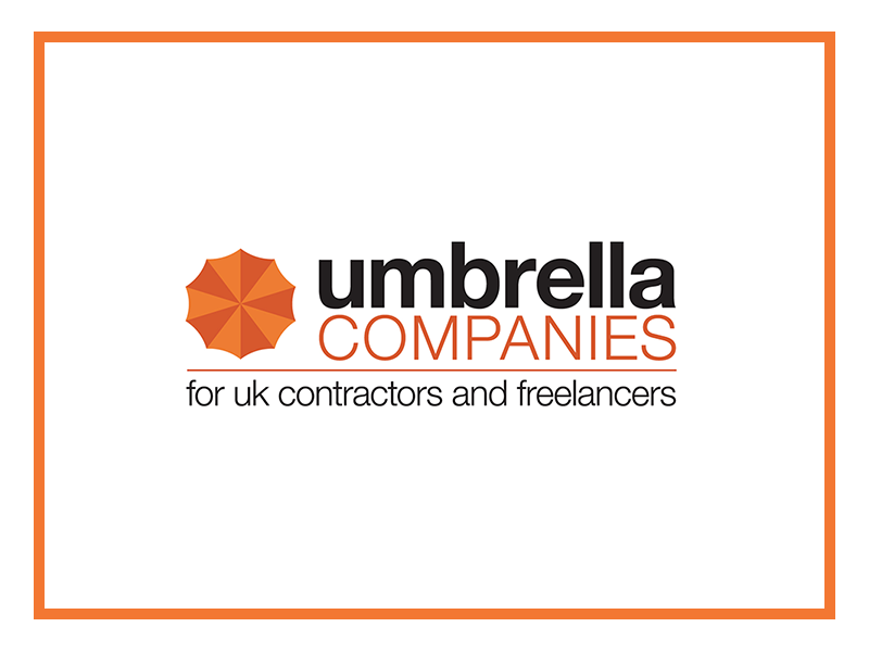 What deductions appear on umbrella company payslips?